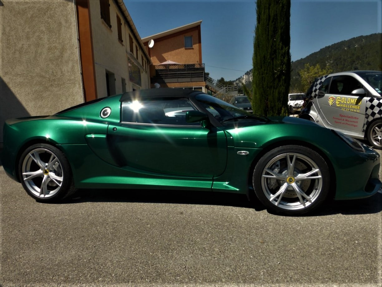 lotus exige v6 roadster